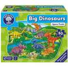 Orchard Toys Big Dinosaurs Puzzle, 4yrs+