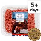 Tesco Pork Lean Mince 5% Fat 500G