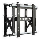 "B-Tech BT8310 Professional Video Wall Mount 42""-70"" With Quick Release System & Tool-less adjustment Black"
