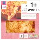 Tesco Cheese & Bacon Quiche 400G
