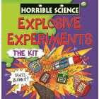 Horrible Science Explosive Experiments 8yrs+