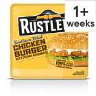 Rustlers Southern Fried Chicken Burger 142G